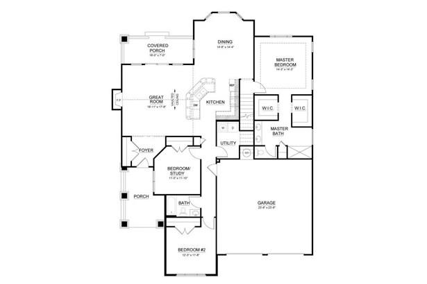 Single Family Detached, Patio Home (zero) - Roanoke, VA (photo 2)