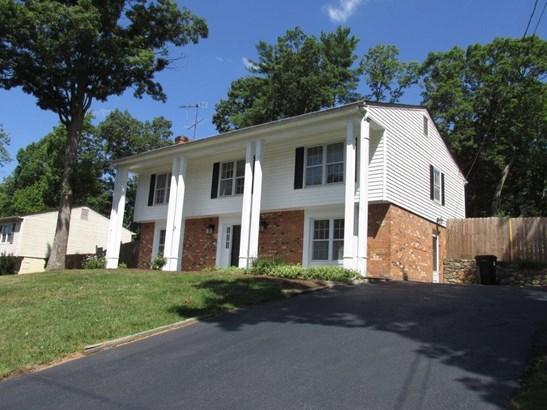 Single Family Detached, Lower Entry - Roanoke, VA (photo 1)