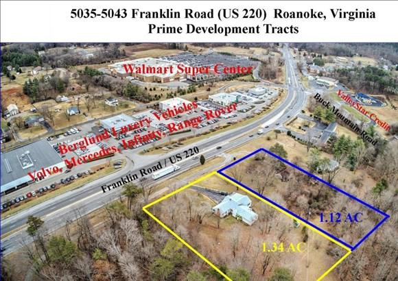 Commercial Land - Roanoke, VA (photo 1)