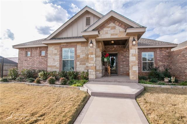 RES-Single Family, Traditional - Abilene, TX (photo 1)