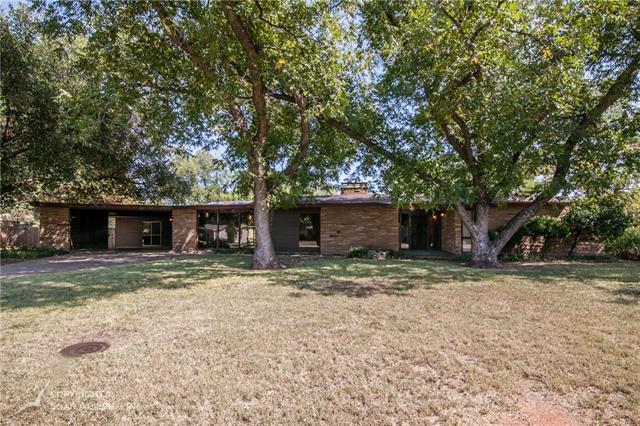 RES-Single Family, Contemporary/Modern,Ranch - Abilene, TX (photo 1)