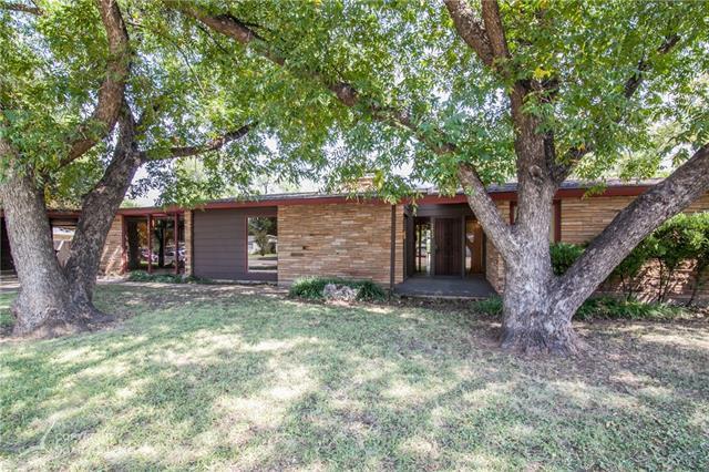 RES-Single Family, Contemporary/Modern,Ranch - Abilene, TX (photo 3)