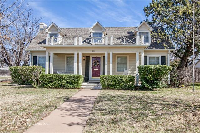 RES-Single Family, Colonial - Abilene, TX (photo 1)