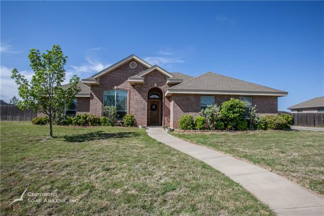 RES-Single Family, Traditional - Tuscola, TX (photo 1)