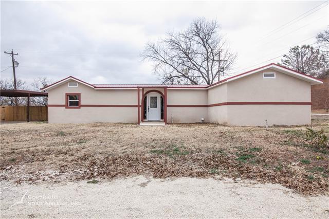RES-Single Family - Baird, TX (photo 1)
