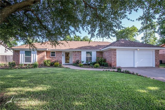 RES-Single Family, Ranch,Traditional - Abilene, TX (photo 1)