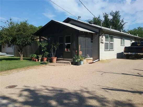 RES-Single Family, Traditional - Breckenridge, TX (photo 1)