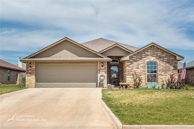 RES-Single Family, Contemporary/Modern,Ranch - Abilene, TX