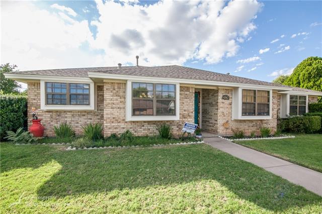RES-Single Family, Ranch,Traditional - Abilene, TX (photo 1)