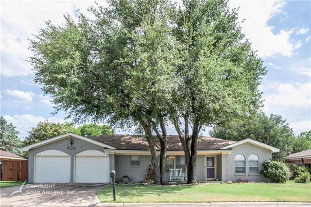 RES-Single Family, Traditional - Abilene, TX (photo 1)