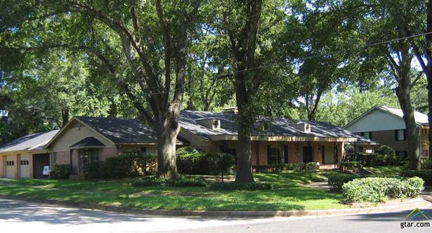 Colonial,French, Single Family Detached - Tyler, TX