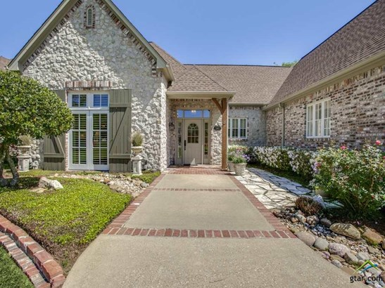 Single Family Detached, Traditional,French - Tyler, TX (photo 4)