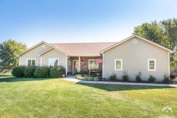 1 Story, Rural Subdivision - Lawrence, KS