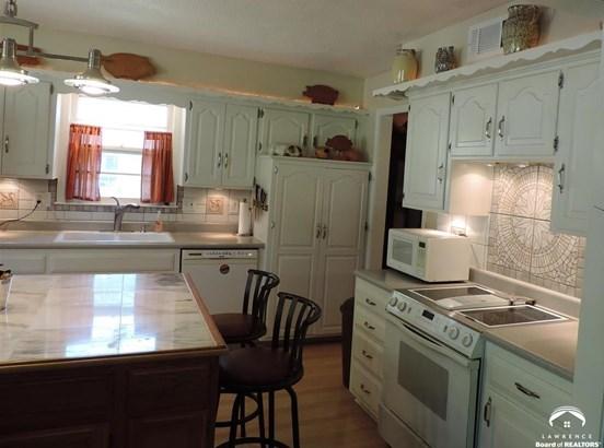 Tri-Level, City-Single Family - Lawrence, KS (photo 3)