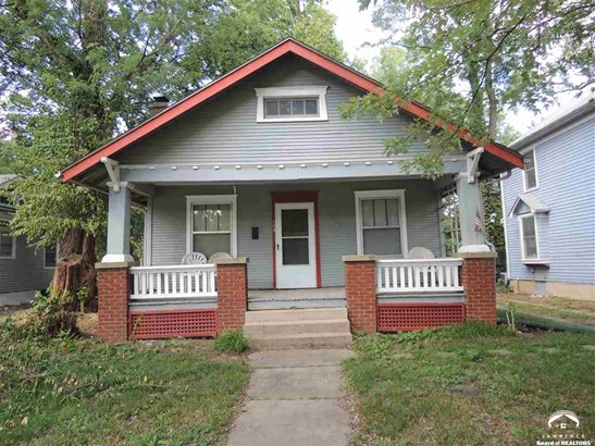 1.5 Story, City-Single Family - Lawrence, KS