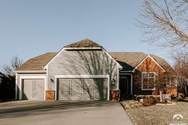 City-Single Family, 1 Story,Ranch - Lawrence, KS