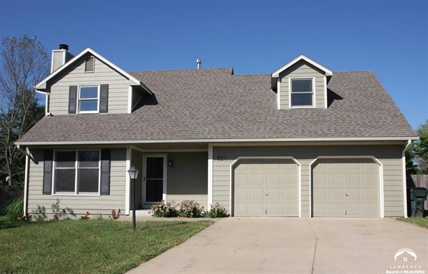 City-Single Family, 2 Story - Lawrence, KS
