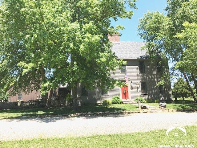 Rural Residential, Salt Box - Lawrence, KS (photo 1)