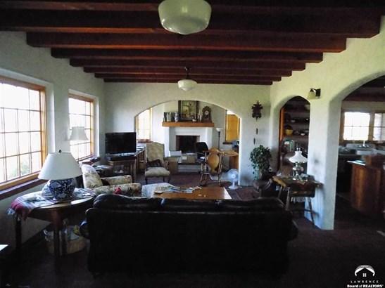 Rural Residential, 1.5 Story,Italianate - Baldwin City, KS (photo 4)