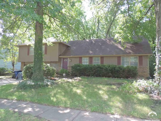 Multi-Level, City-Single Family - Lawrence, KS