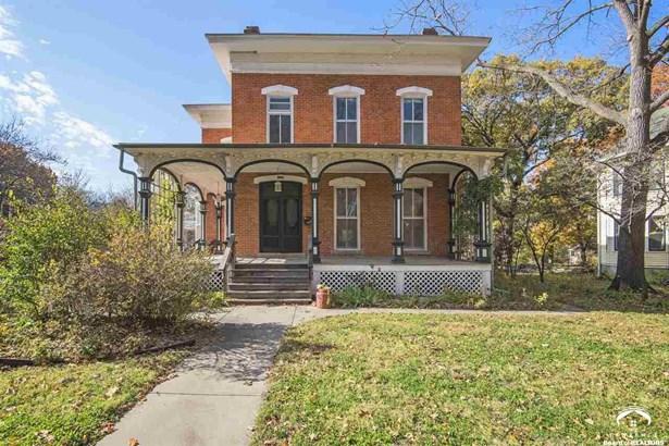 2 Story,Italianate, City-Single Family - Lawrence, KS (photo 1)