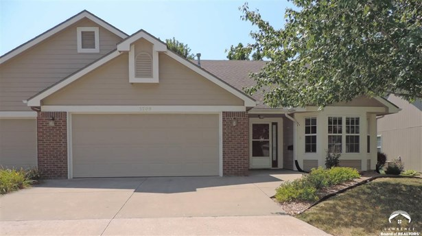 City-Townhouse, 1 Story,Ranch - Lawrence, KS
