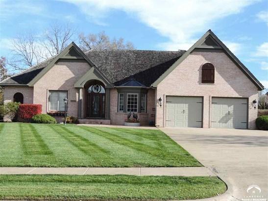 Ranch, City-Single Family - Lawrence, KS (photo 1)