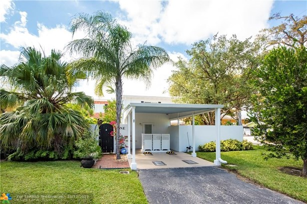 Condo/Co-op/Villa/Townhouse - Wilton Manors, FL