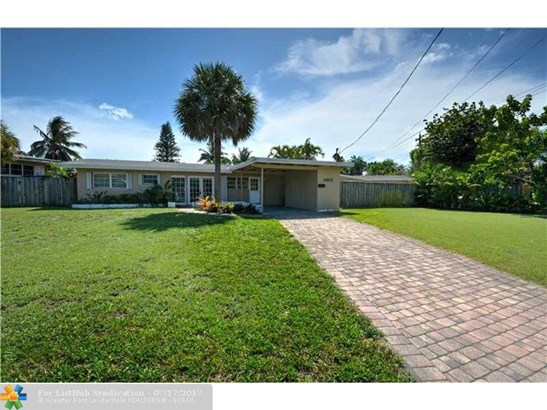 Single Family, WF/Pool/Ocean Access - Fort Lauderdale, FL (photo 1)