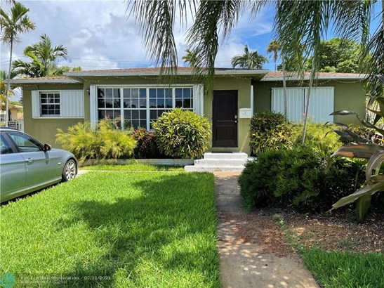 Residential Income,Detached - Hollywood, FL