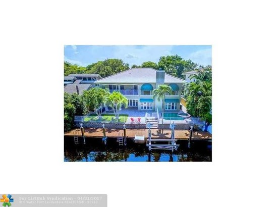 Single Family, WF/Pool/Ocean Access - Pompano Beach, FL (photo 1)