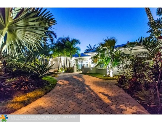 Single Family, WF/Pool/Ocean Access - Fort Lauderdale, FL (photo 4)