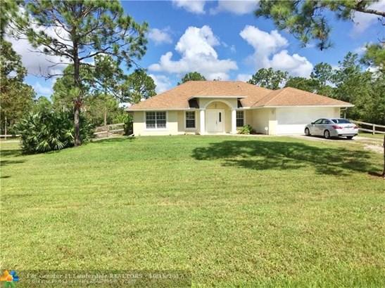 Single Family - Loxahatchee, FL (photo 1)