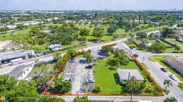 Residential Income,Detached - Dania Beach, FL
