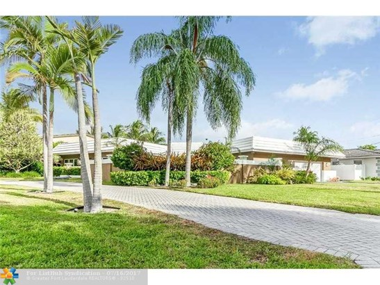 Single Family, WF/Pool/Ocean Access - Pompano Beach, FL (photo 4)