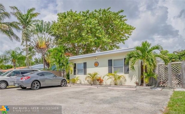 Residential Income,Detached - Fort Lauderdale, FL (photo 1)