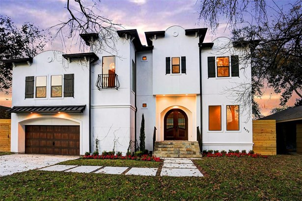 Single Family Detached - Bellaire, TX