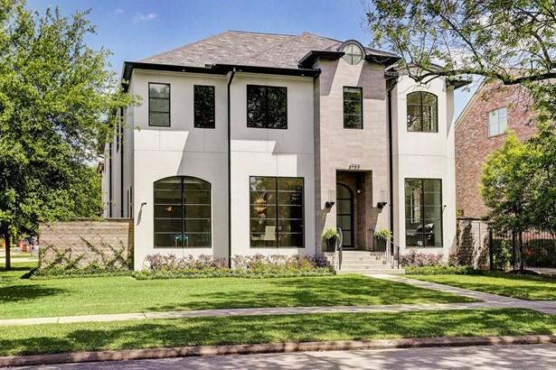 Single-Family, Contemporary/Modern - Bellaire, TX