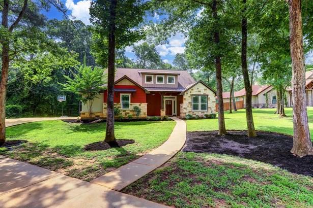 Traditional, Single-Family - Willis, TX