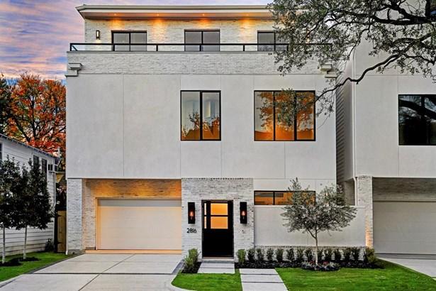 Cross Property, Contemporary/Modern - Houston, TX (photo 1)