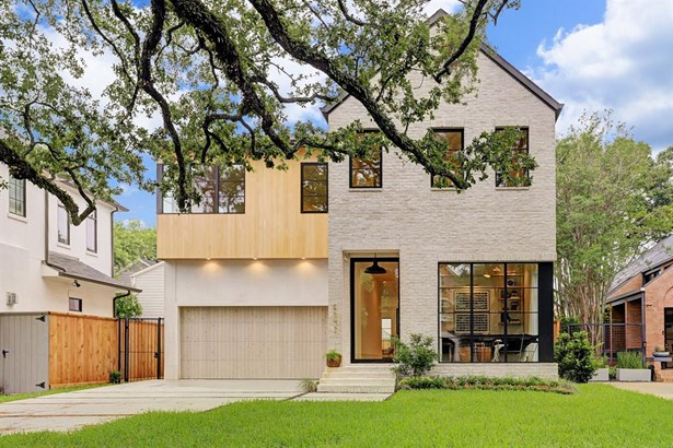 Single-Family, Contemporary/Modern - West University Place, TX