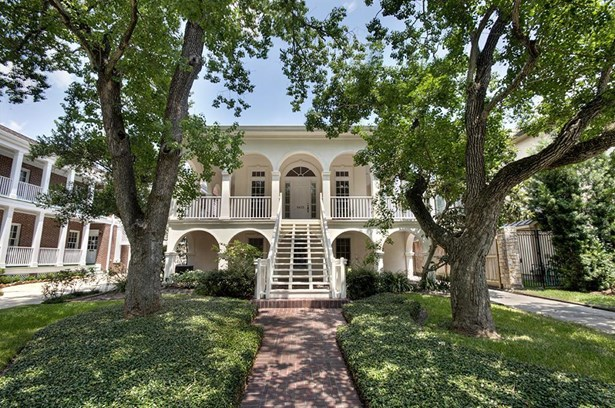 Single Family Detached, Traditional - West University Place, TX