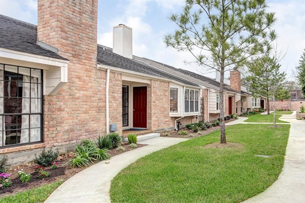 Townhouse, Traditional - Houston, TX
