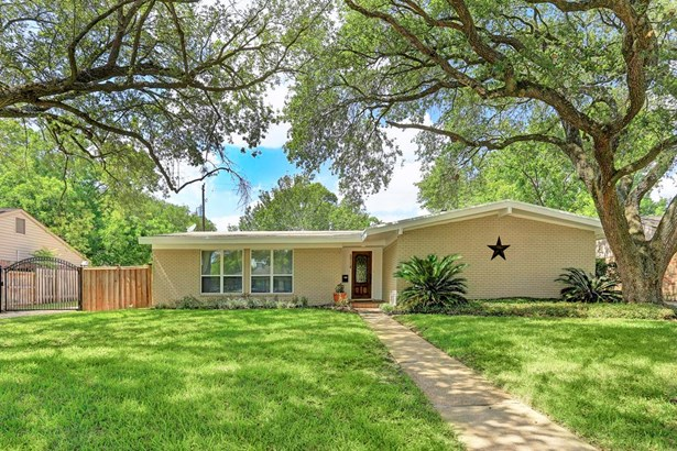 Single Family Detached, Contemporary/Modern,Ranch - Houston, TX (photo 1)