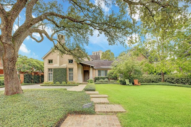 Contemporary/Modern,Traditional, Single-Family - Houston, TX