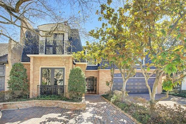 Townhouse Condominium, French,Traditional - Houston, TX