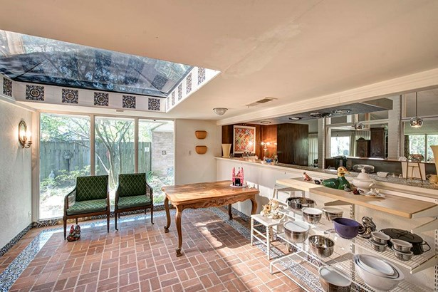 Contemporary/Modern,Ranch, Cross Property - Piney Point Village, TX (photo 5)
