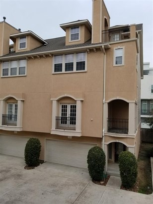 Townhouse, Traditional - Houston, TX (photo 1)