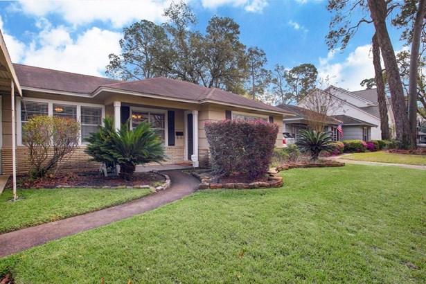 Single Family Detached, Ranch - Houston, TX