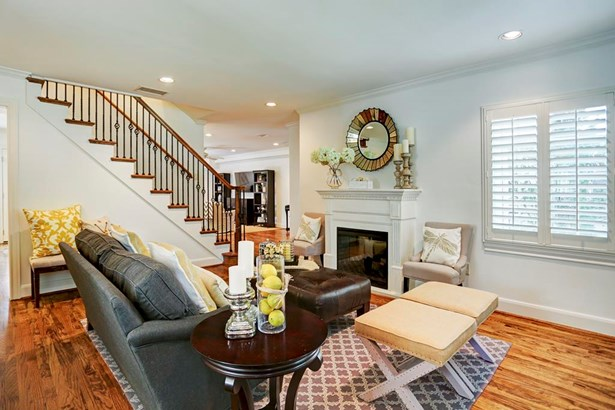 Traditional, Cross Property - West University Place, TX (photo 5)